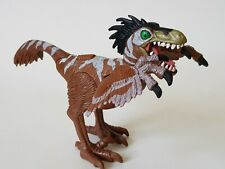 FEATHERED VELOCIRAPTOR Chap Mei Jurrasic Park Dino Valley Moving Wings EXCELLENT
