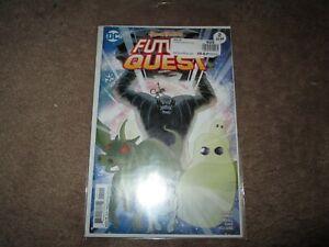 Future Quest #2 DC comics