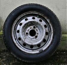 Roue complète jante et pneu Michelin origine Citroen AX
