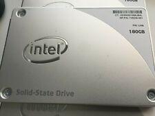 """Intel 180GB 520,1500,2500 Series  SSDSC2BF180A5H  SATA III 2.5"""" SSD"""