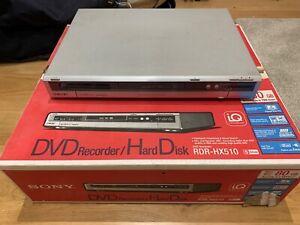 Sony RDR-HX510 (80GB) DVR