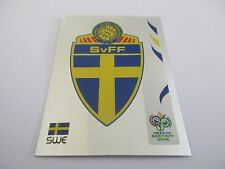 Sticker PANINI Fifa World Cup GERMANY 2006 N°151 Logo Écusson Sweden