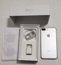 Apple iPhone 7 Plus 32GB Silver (Unlocked) A1784 (GSM) Plus NEW Spigen Case