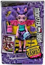 Monster Family of Draculaura - Monster High - New Figures!