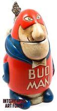 BUD MAN 1975 CS-1 ANHEISER-BUSH BUDWEISER BEER STEIN CERAMARTE OF BRAZIL