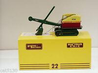 1950 - 1962 Bucyrus Erie 22B Cable Shovel - 1/48 - Kent Models of UK