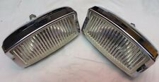 NOS Hella 139 169 Fog Lights Lamps - Beautiful, Authentic 1960's/70's NOS Parts