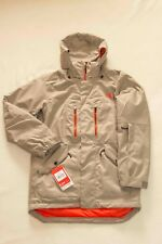 NORTH FACE SHERMAN INSULATED PARKA FREERIDE ACTION SNOW SPORT JACKET MEN MEDIUM