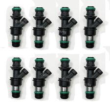 8pcs Fuel Injectors 01-07 BUICK CADILLAC CHEVROLET GMC 4.8L 5.3L 6.0L