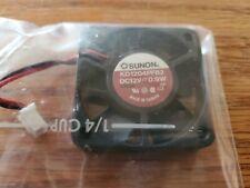 Sunon Cooling Fan Kd1204Pfb2 Dc12V 0.9W