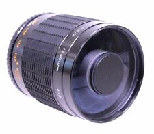 CENTON MC 500mm f/8 Mirror Lens With Nikon Adaptor  - W22