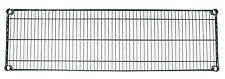 "Apollo Hardware 14""x48"" Green Epoxy Wire Shelves(Individual Wire Shelves)"
