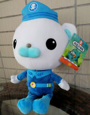 "Octonauts captain Barnacles 11"" Plush Toy Movie Bear Character Stuffed Animal"