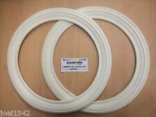 LAMBRETTA & VESPA WHITE WALL TYRE INSERTS. 10 INCH TYRES  GP-LI-SX-TV .NEW