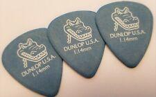 Jim Dunlop 417P.114 - Gator Grip Guitar Picks.1.14 (3-Pack)