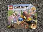 Lego 21164 - Minecraft - The Coral Reef (New)