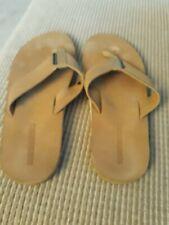 Men's American Eagle Outfitters Tan Flip Flops Sandals Size 9
