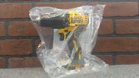 "Dewalt DCD709 20V MAX ATOMIC Compact Brushless 1/2"" Hammer Drill-***NEW***"