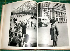 HENRI CARTIER-BRESSON 'THE PEOPLE OF MOSCOW' - 1ST EDITION IN ENGLISH 1955, H/B