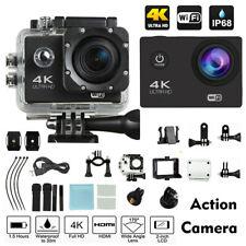 SJ9000 4K 1080P HD WiFi Cámara de video Acción Sport Deportiva Videocámara DV td