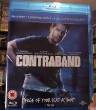 Contraband Blu-Ray  used