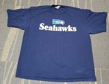 Vintage Seattle Seahawks Joey Galloway Jersey T shirt XXL Old School Throwback