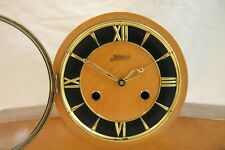Antique German (Kaiser) Mantle Clock Plus Bonus Ingraham Travel Clock