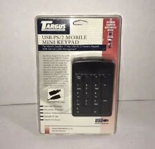 Targus USB PS/ 2 Mobile Mini Keypad