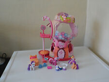 My Little Pony PONYVILLE Gumball  House Playset with Figures - Musical