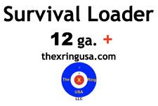 12 ga. Survival Reloader Plus (premium) - manual hand reloader