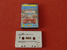 OUT RUN / SPANISCH / CIB - COMPLETE / MSX KASSETTE BAND 613