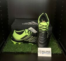 Adidas Copa 19.1 FG - Core Black/Solar Yellow UK 9.5, US 10, EU 44