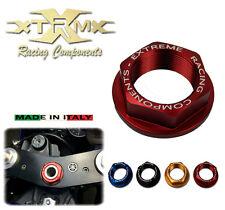 Dado canotto, Yoke Stem Nut, EXTREME, Suzuki GSXR 600/750 (06-14) Rosso, DC01