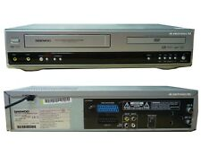 Daewoo SD-3500P VCR VHS Recorder DVD/CD/MP3 Player Scart in/out