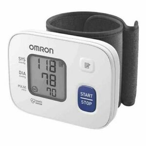 Omron HEM 6161 Fully Automatic Wrist Blood Pressure Monitor with Intellisense