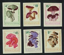 Bulgaria Fungi Mushrooms 6v 1961 ** MNH SG#1274=1281 MI#1271=1278