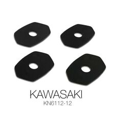 BARRACUDA KIT ATTACCHI TAPPI FORO ANTERIORI KAWASAKI 2015- FRECCE LED LAMPADINA