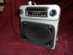 Delco model 981708 56 Buick Selectronic car radio