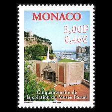 Monaco 2000 - 50th Anniversary of Postal Museum Architecture - Sc 2190 MNH
