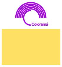 Colorama DANDELION Background Paper Roll 1.35m x 11m  (4.5')