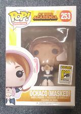 Funko Pop My Hero Academia Ochaco Masked SDCC Exclusive  Mint Condition