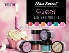 Mia Secret Acrylic Nail Powder 6 Color SWEET Collection