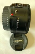 Canon EF 2514A011AA 50mm f/1.8 II EF Lens in box