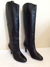 Marks and Spencer Women's 100% Leather Slim Knee High Boots