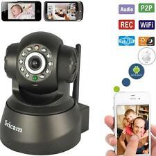 720P HD Security  Wireless IP Camera WIFI Webcam Night Vision Two-way Audio EU