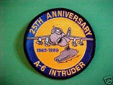 PATCH A-6 INTRUDER 25th ANNIVERSARY