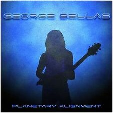 Planetary Alignment * by George Bellas (CD, Oct-2008, Lion Music Ltd. (Finland))