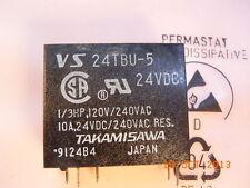 Vs-24tbu-5-im2 takamisawa Bobine coil voltage 24vdc