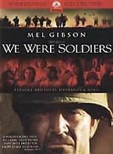We Were Soldiers (DVD, 2002) Mel Gibson, Randall Wallace, / Brand New!