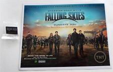 SDCC 2013 Comic-Con  Exclusive FALLING SKIES Press Photo Plus Pin Back Button